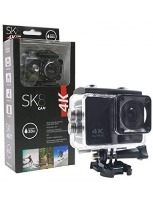 FOTOCAMERA ACTION CAM SK8 COMPLETA