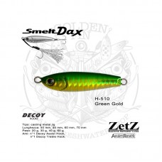 Jig ZetZ Smelt Dax Decoy