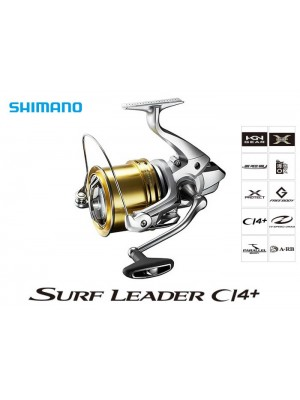 MULINELLO SHIMANO SUPER AERO SURF LEADER CI4+ SD35 NEW  2019