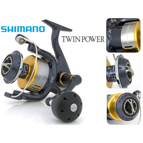 3f8c1672ff2 MULINELLO SHIMANO TWIN POWER SW-B 5000 XG