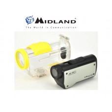 Offerta Videocamera Midland Xtc 200 Hd + custodia subacquea 30 Mt