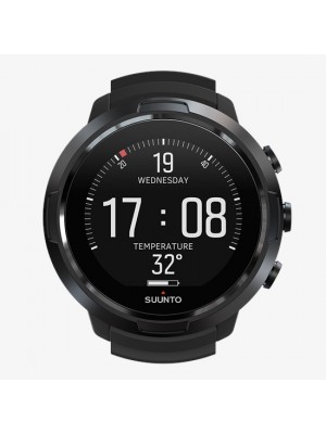 SUUNTO D5 ALL BLACK CON CAVO USB