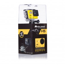 ACTION CAMERA MIDLAND  H5 FULL HD