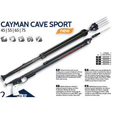 FUCILE CAYMAN CAVE SPORT 45 OMER