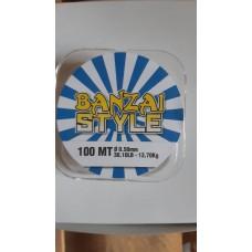 FILO BANZAI STYLE 100 MT